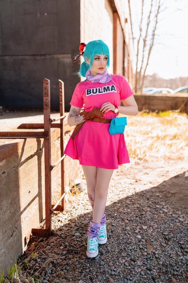 Bulma (Dragonball)
