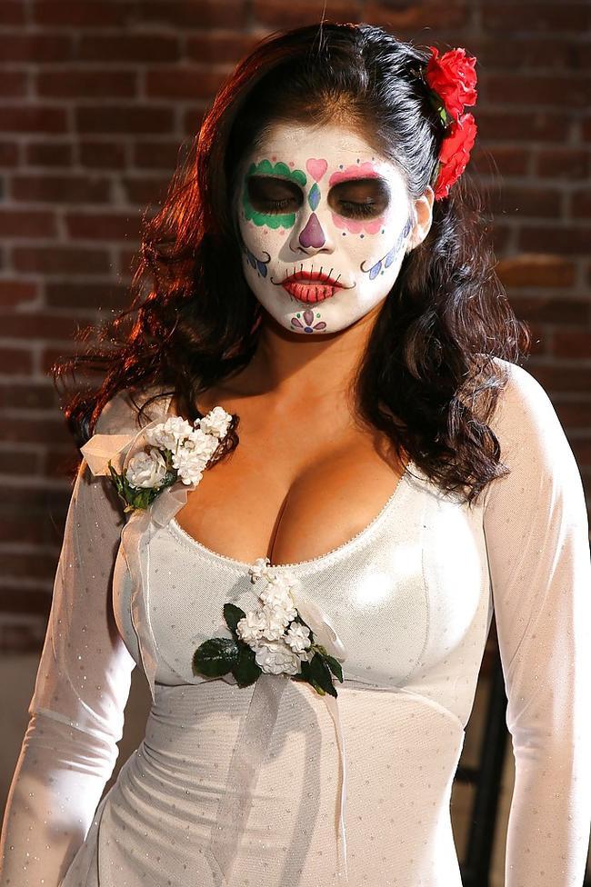 Цветная невеста