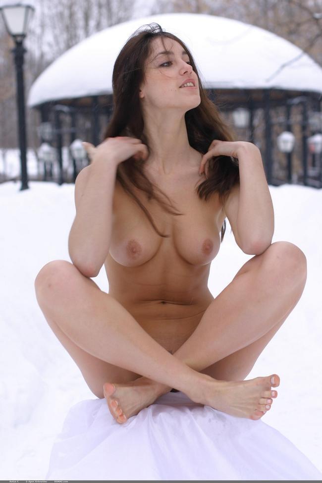 Совсем не холодно