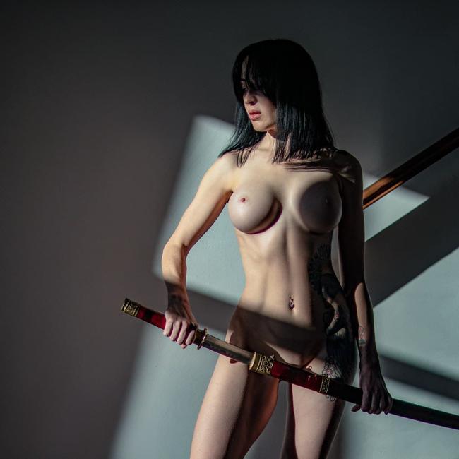 Дочка Самурая