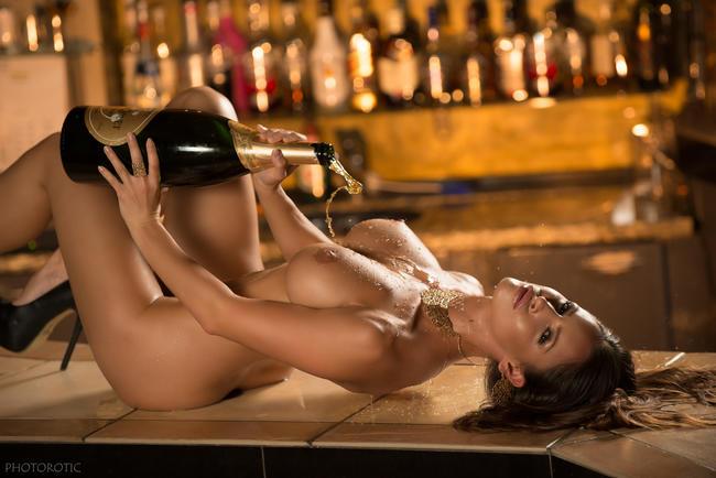 Леди Шампанского
