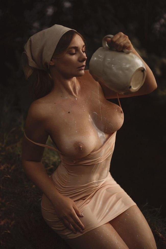Доярочка
