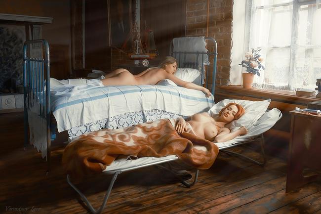 Горячее Русское утро