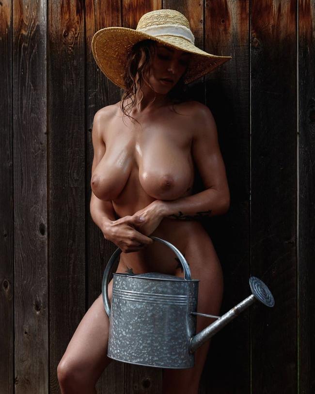 Подружка садовника