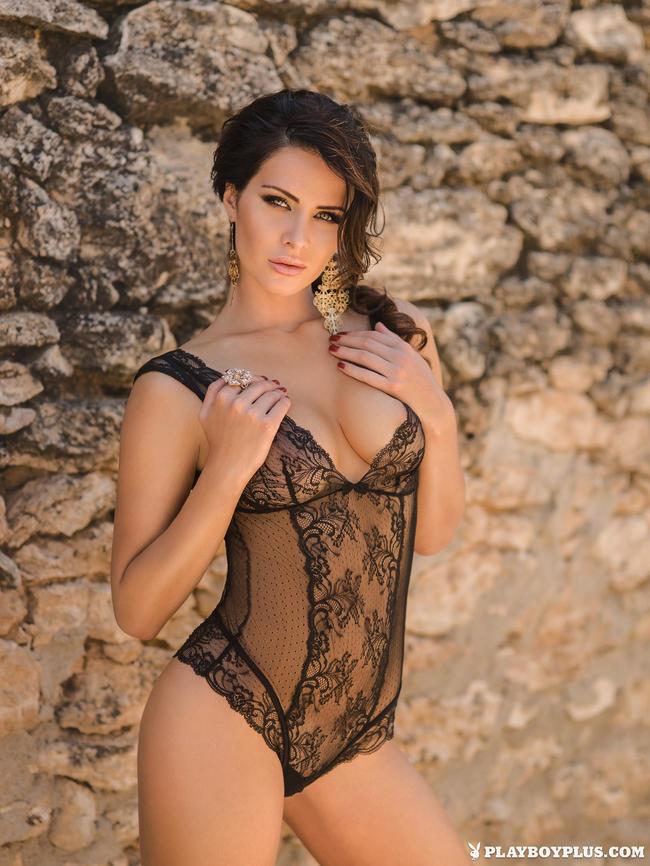 Русская модель Playboy