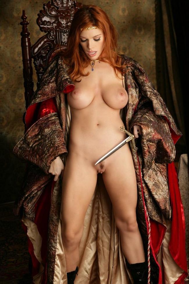 Рыжая царевна