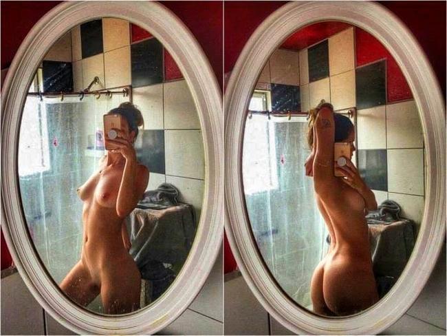 Незнакомка в зеркале