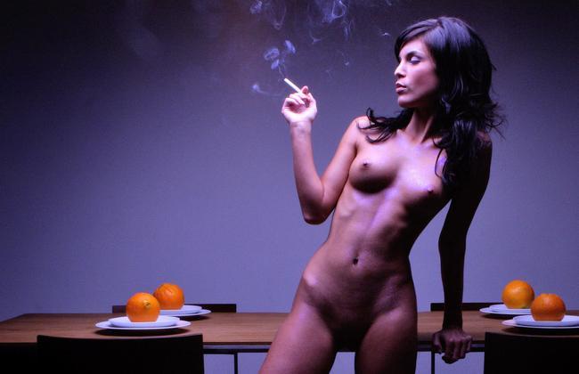 Табак и апельсины