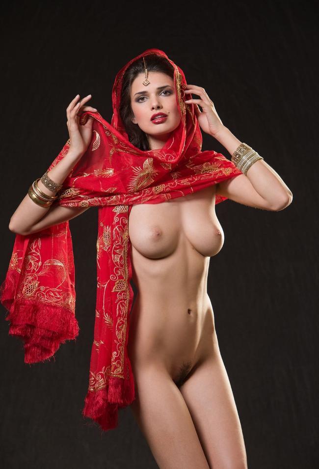 Арабская красотка