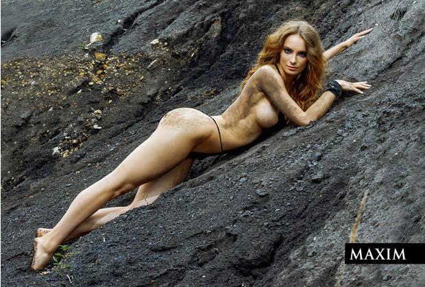 Мария Лисовая горячая фотоссесия