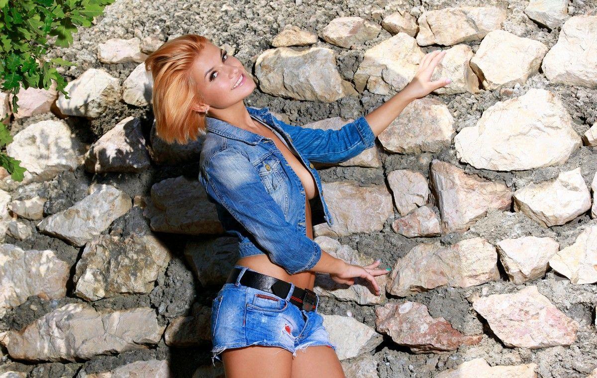 Красотка любит джинс