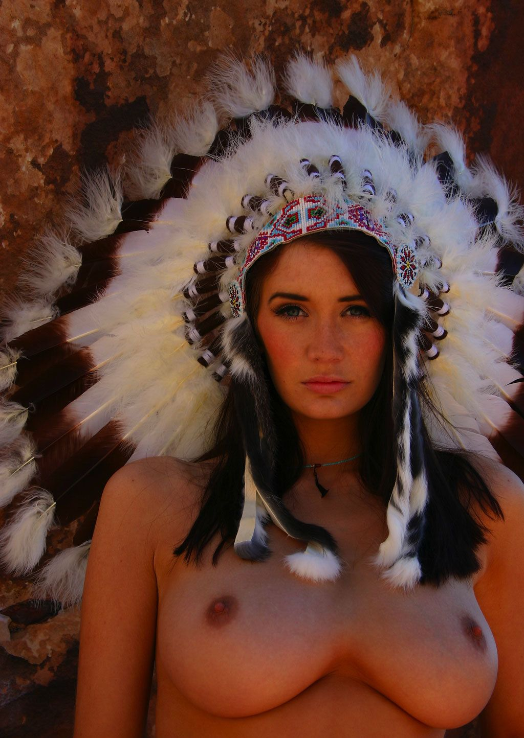 Native canadian girls nude — photo 5