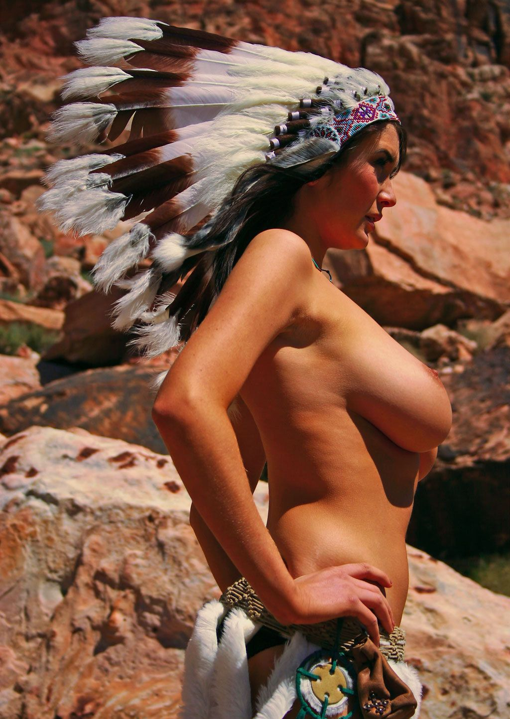 Native American Porn Star