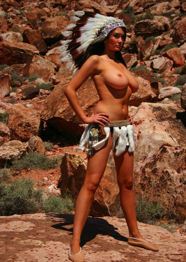 Native american woman tits — pic 3