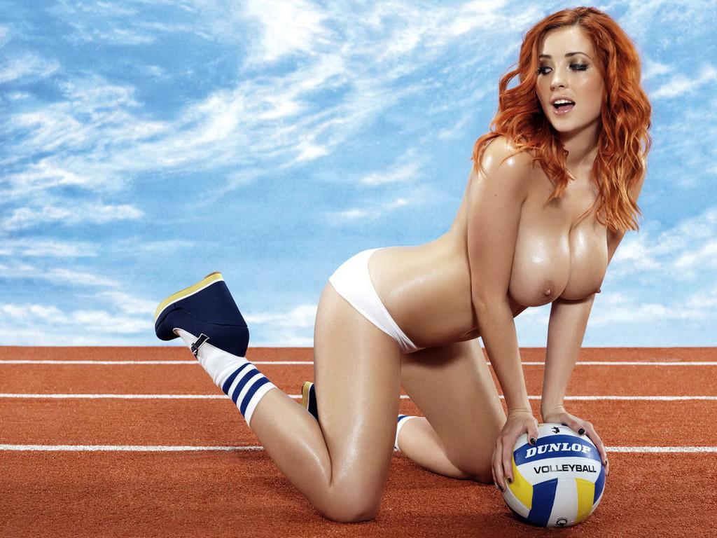 Спортивная Люси и ее подружки