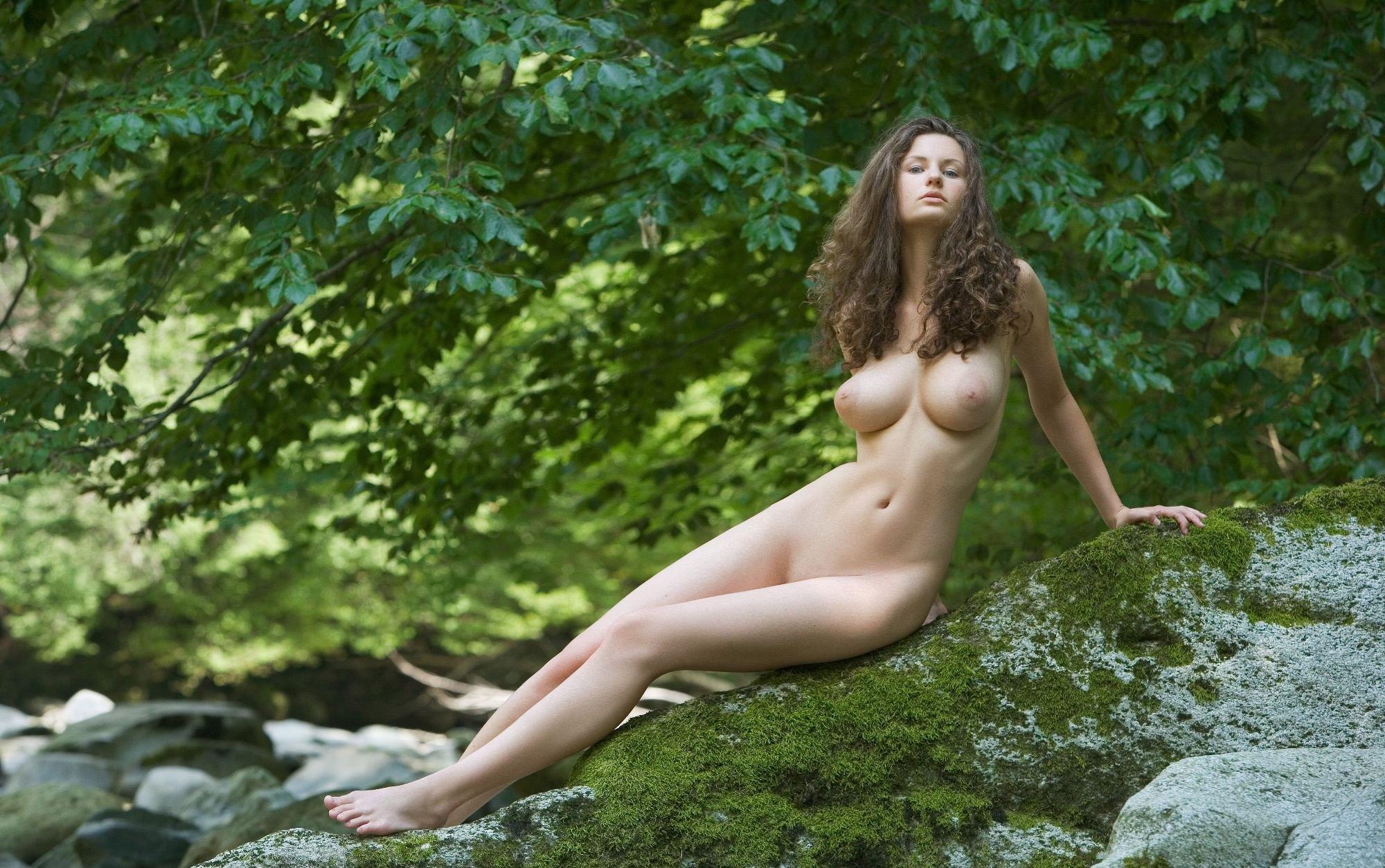 Естественные Девушки Обнаженные
