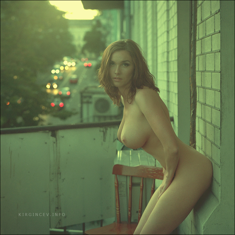 Балконная эротика