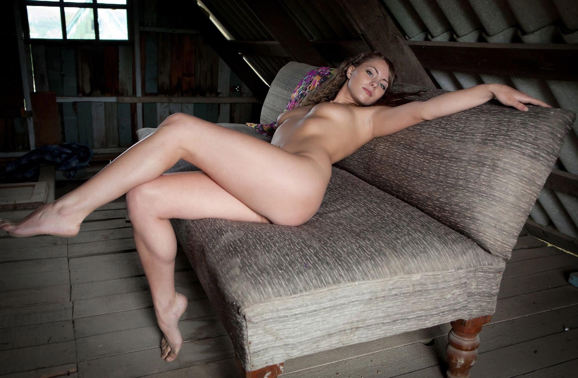 Attic nude #8