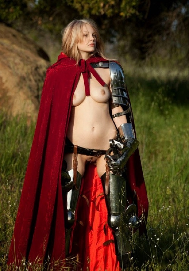 Naked girls in slutty cosplay, girl on girl sex machine