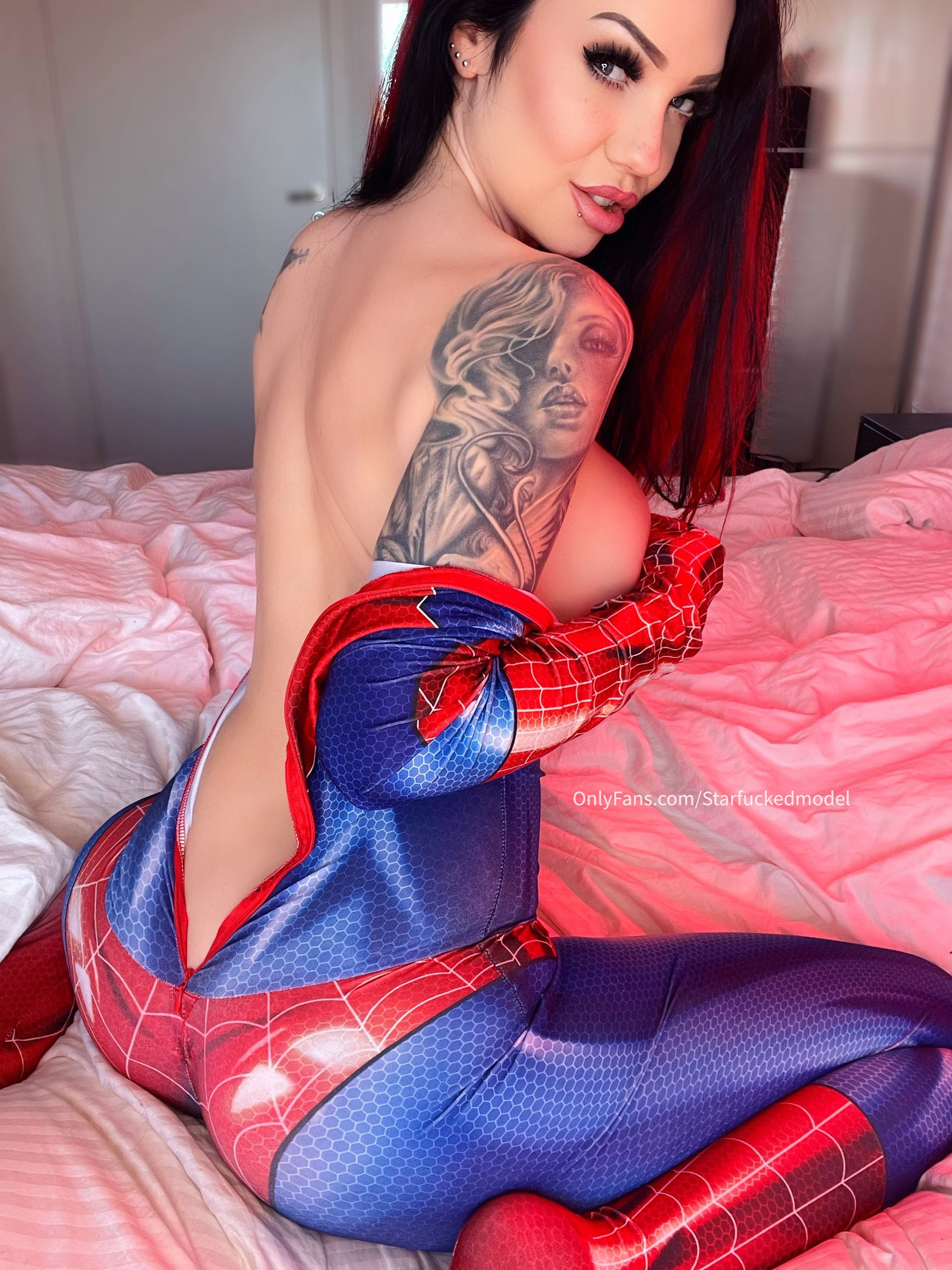Peter Parker girl