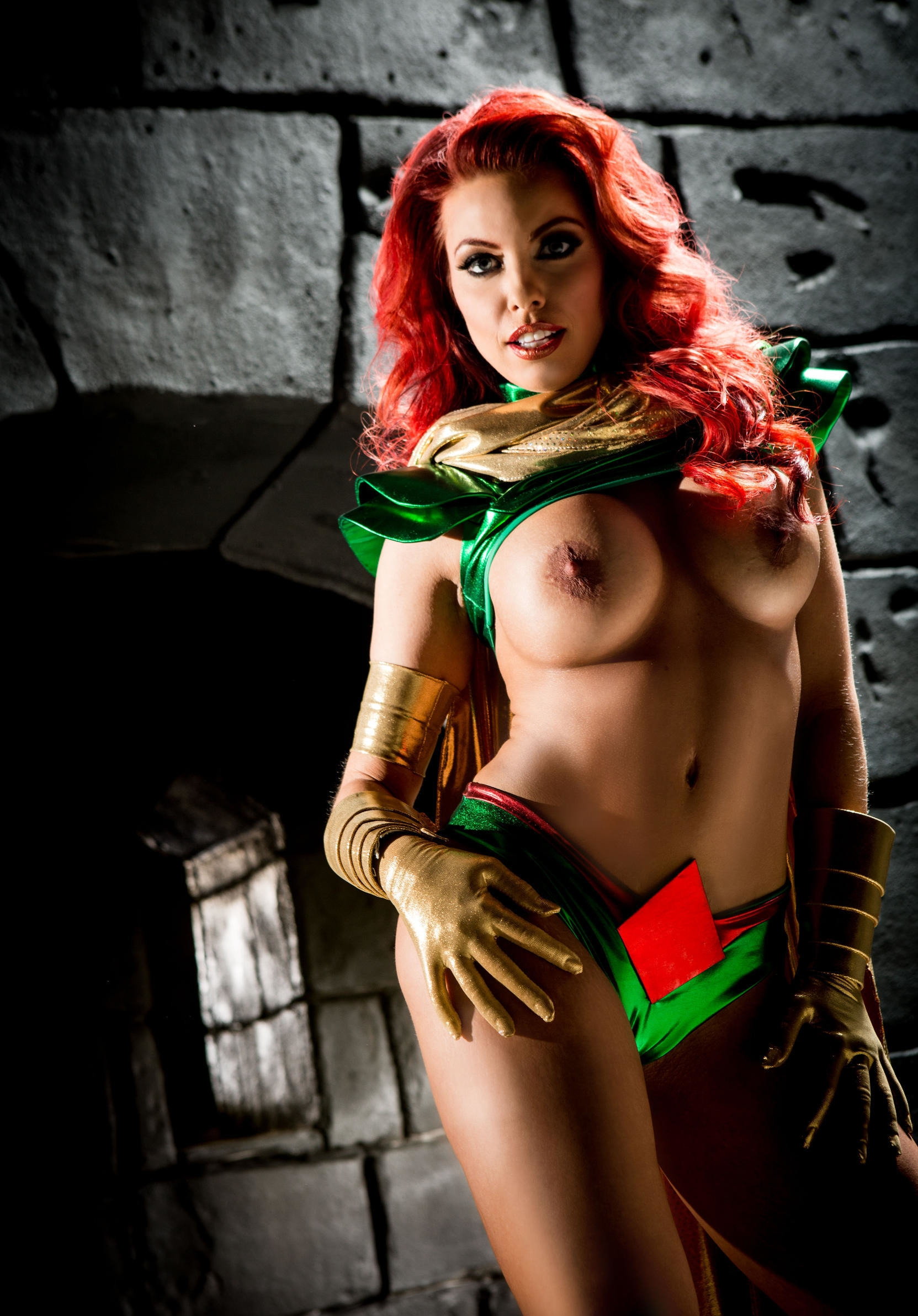Nude heroes of cosplay, madison ivy porn anal