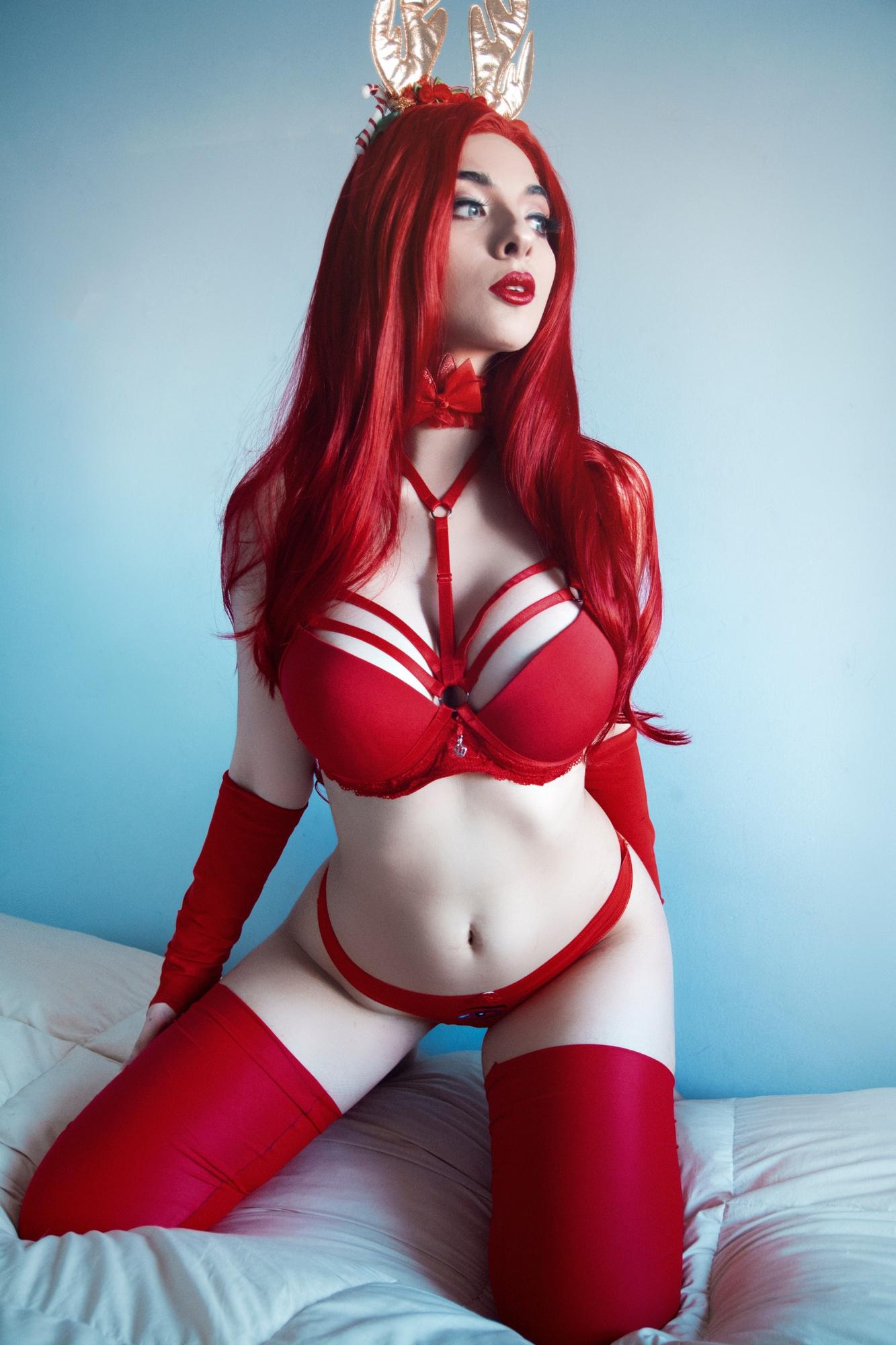 Valentina Kryp cosplay set
