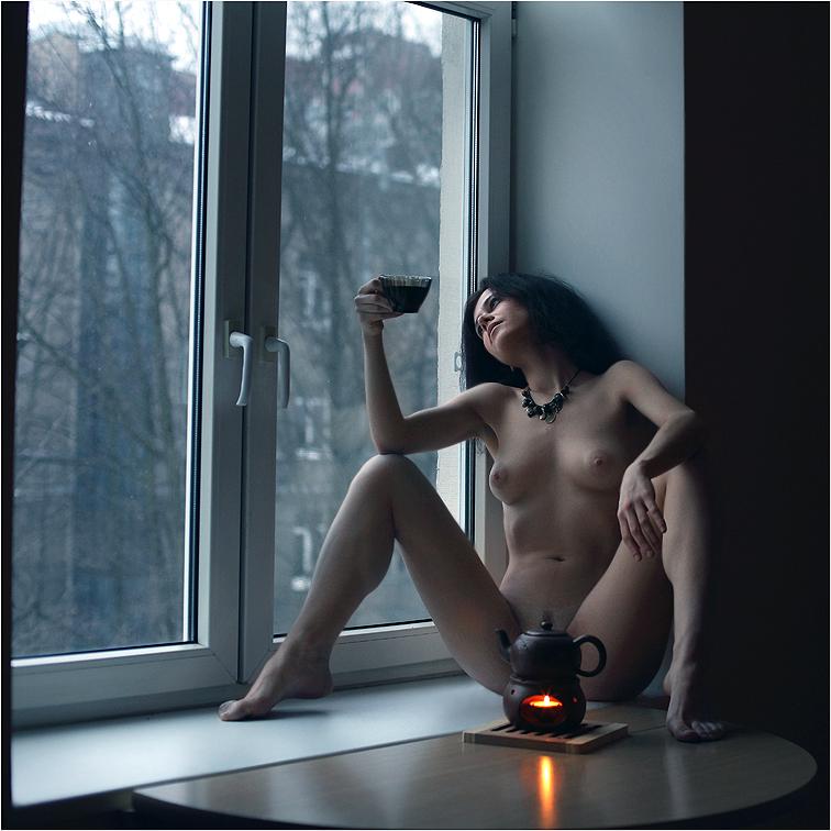 ней, секс в утреннем тумане реальное