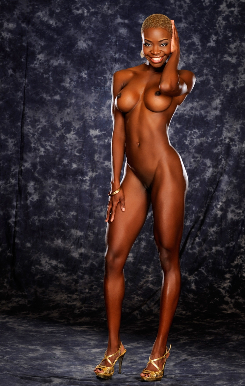 All black girls naked — pic 2