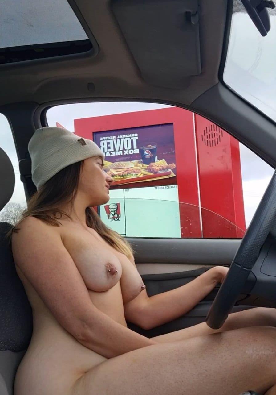 Горячий водитель