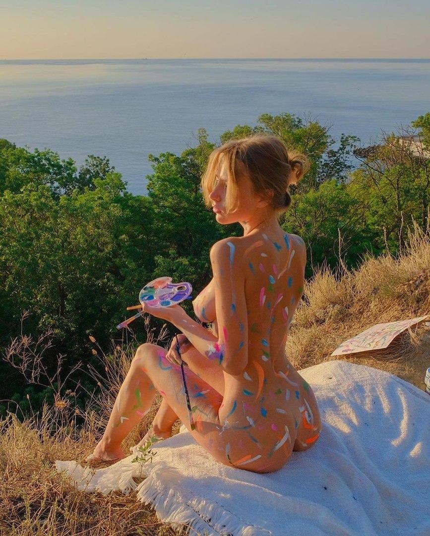 Свободная художница Ирина