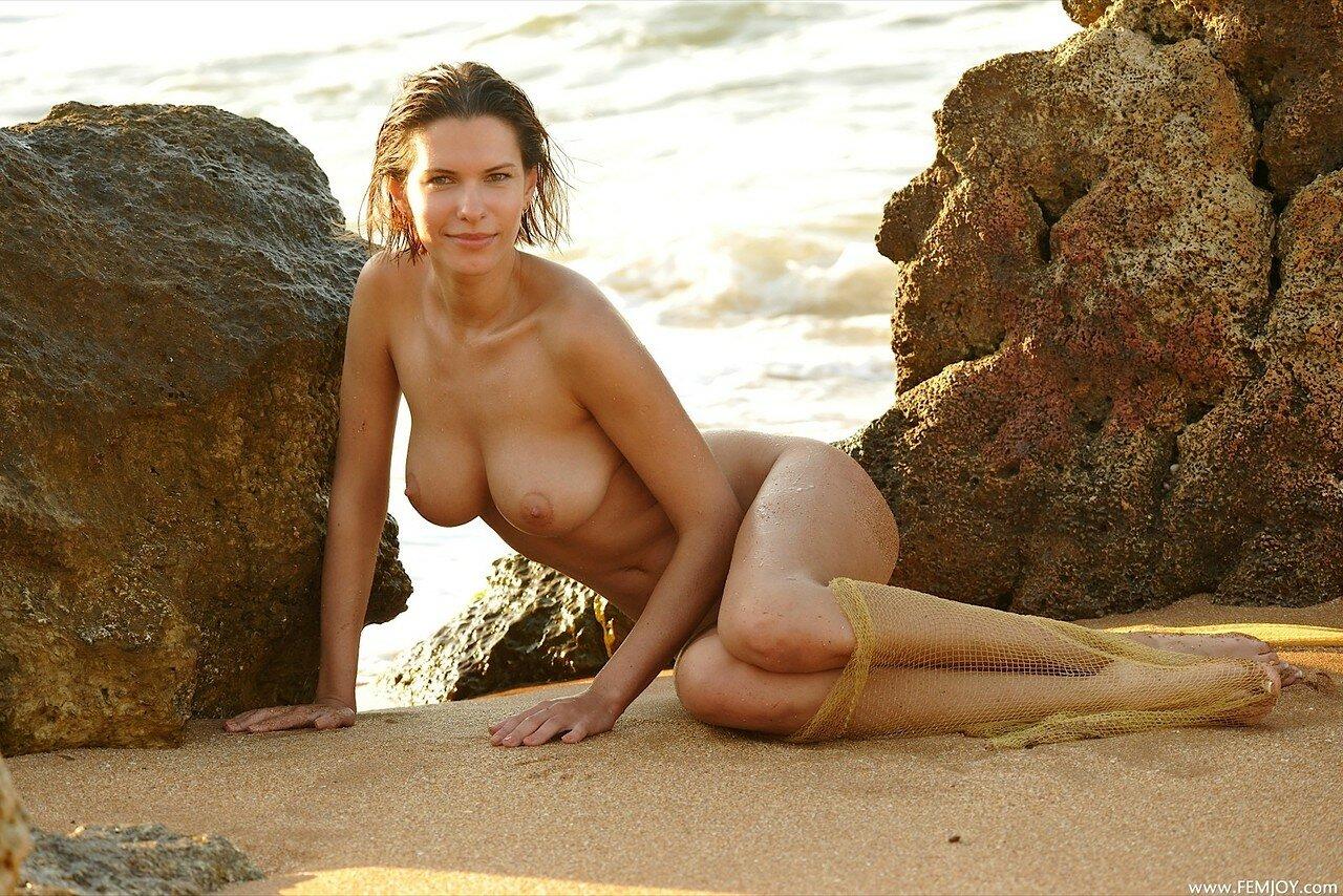 Сюзанна у моря