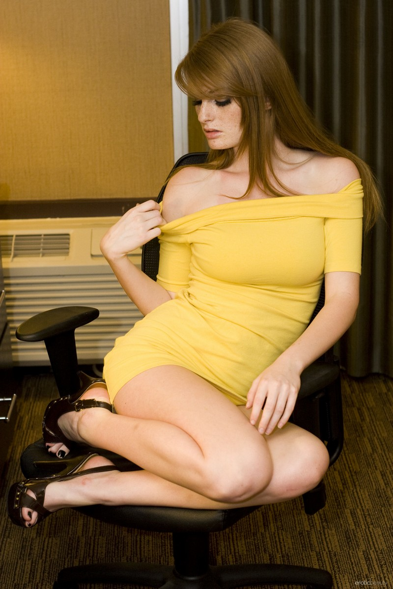 Девица - секретарь