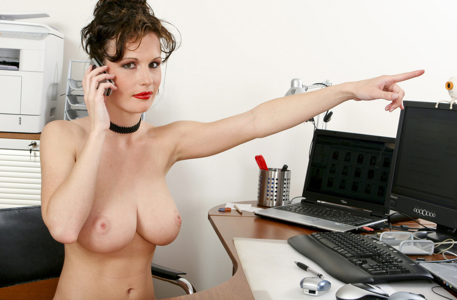 big-tits-in-the-work-rachel-steele-in-love-is-painful-image