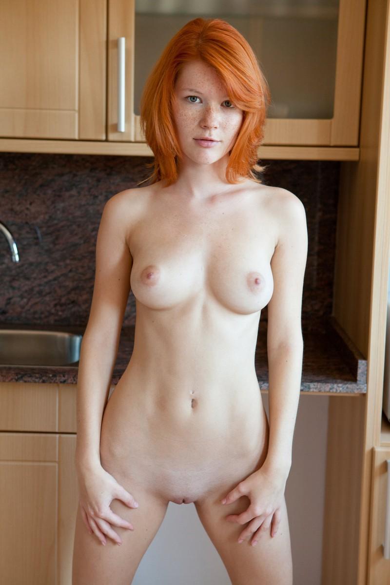 Naked Freckled Girls
