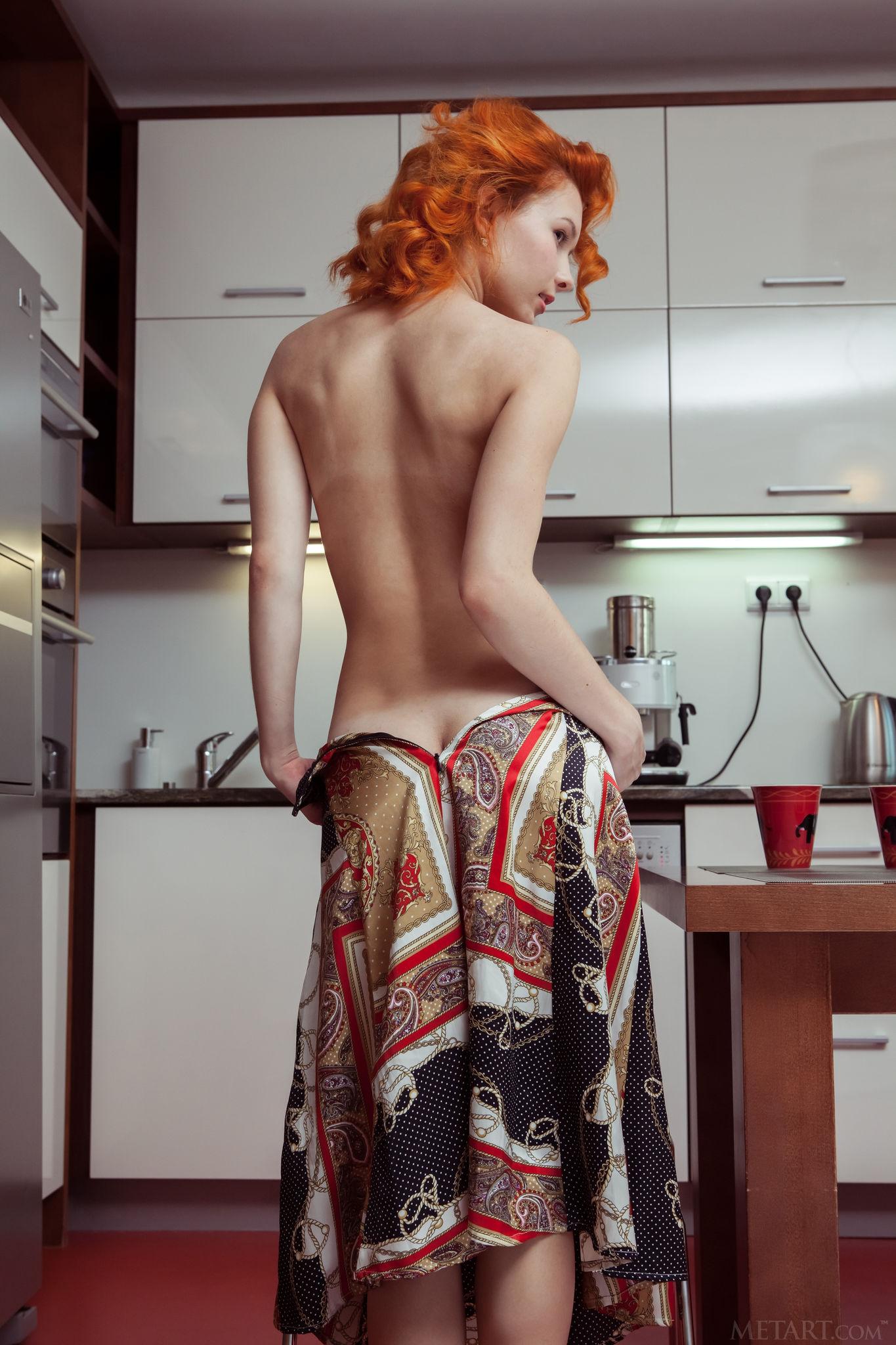 Лисичка На кухне