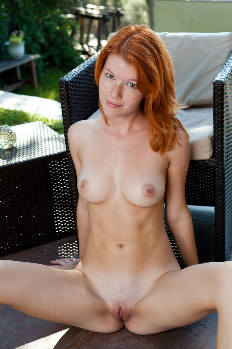 Hot ginger porn amateur