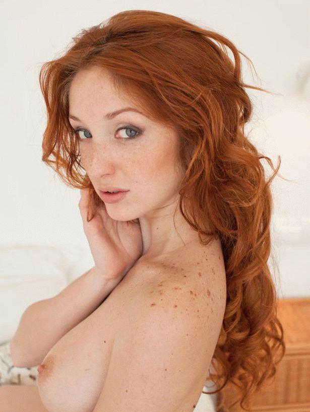 Рыжая проститутка с анапы