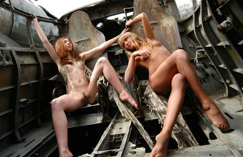 Girls naked on aircraft, ashley graham nude boob pics