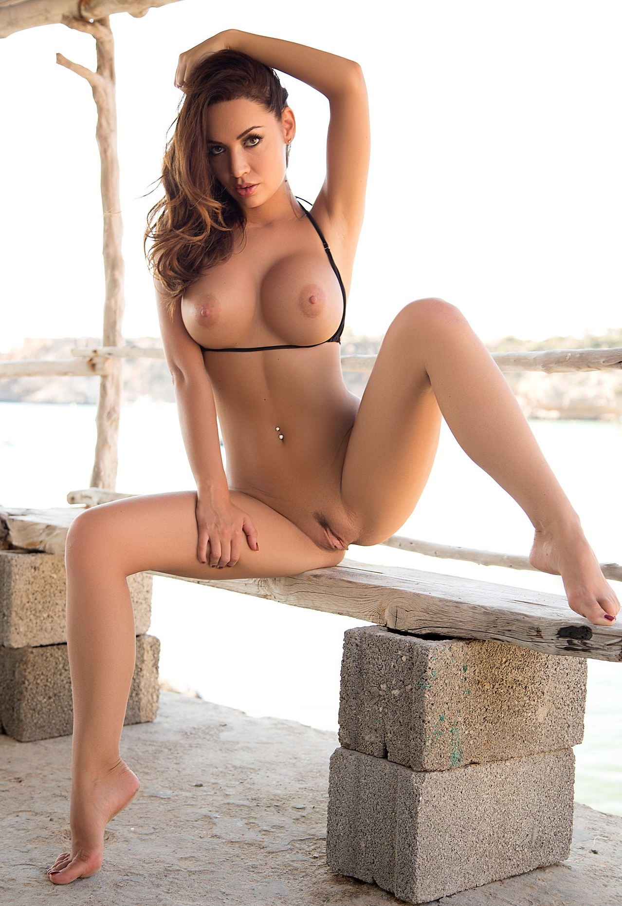 Black adrian naked hot