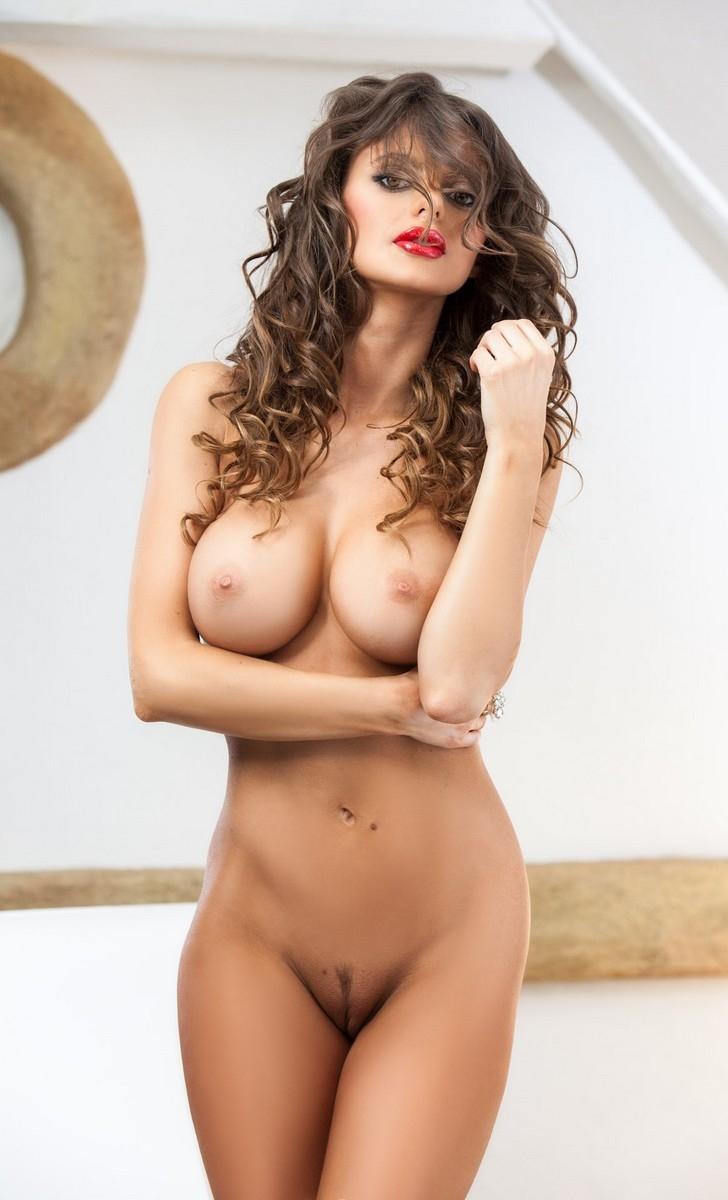 Фото голых чешских моделей