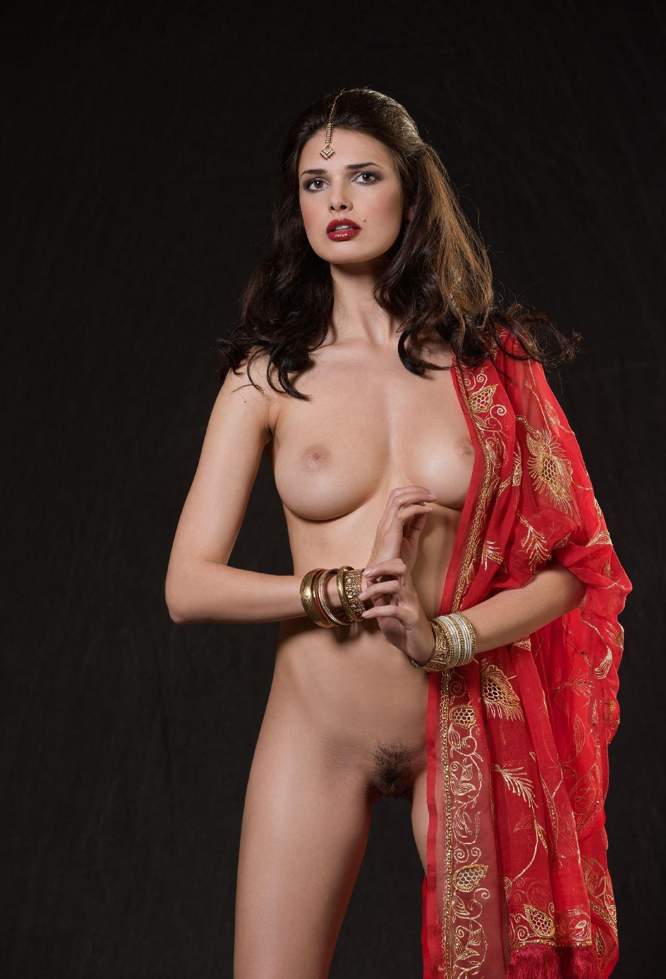 Голые сексуальные индианки фото #1