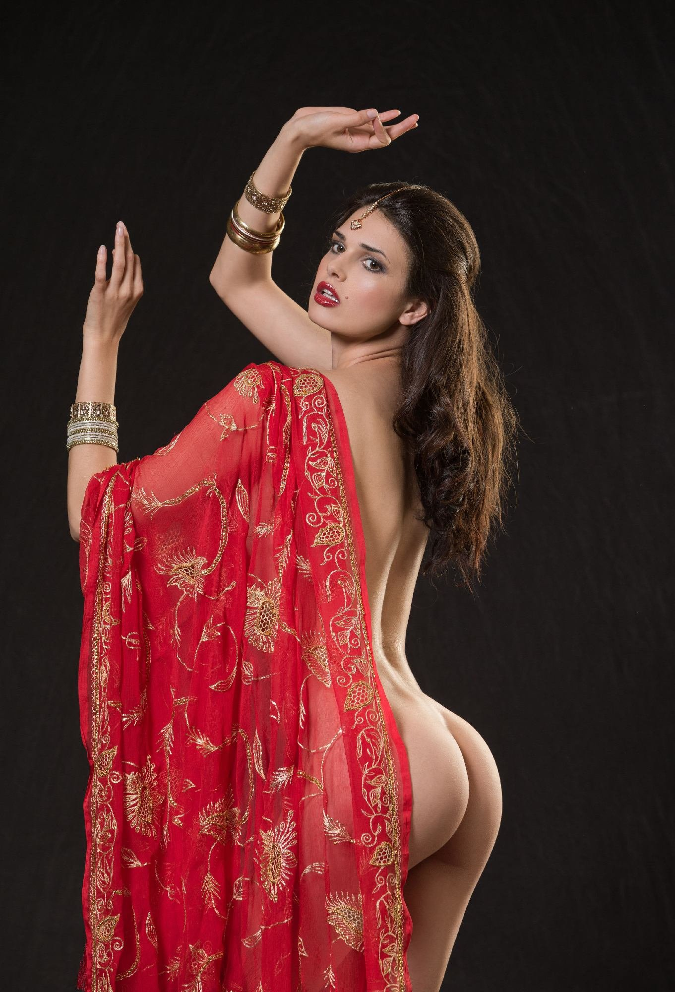 Beautiful indian nude women images 6