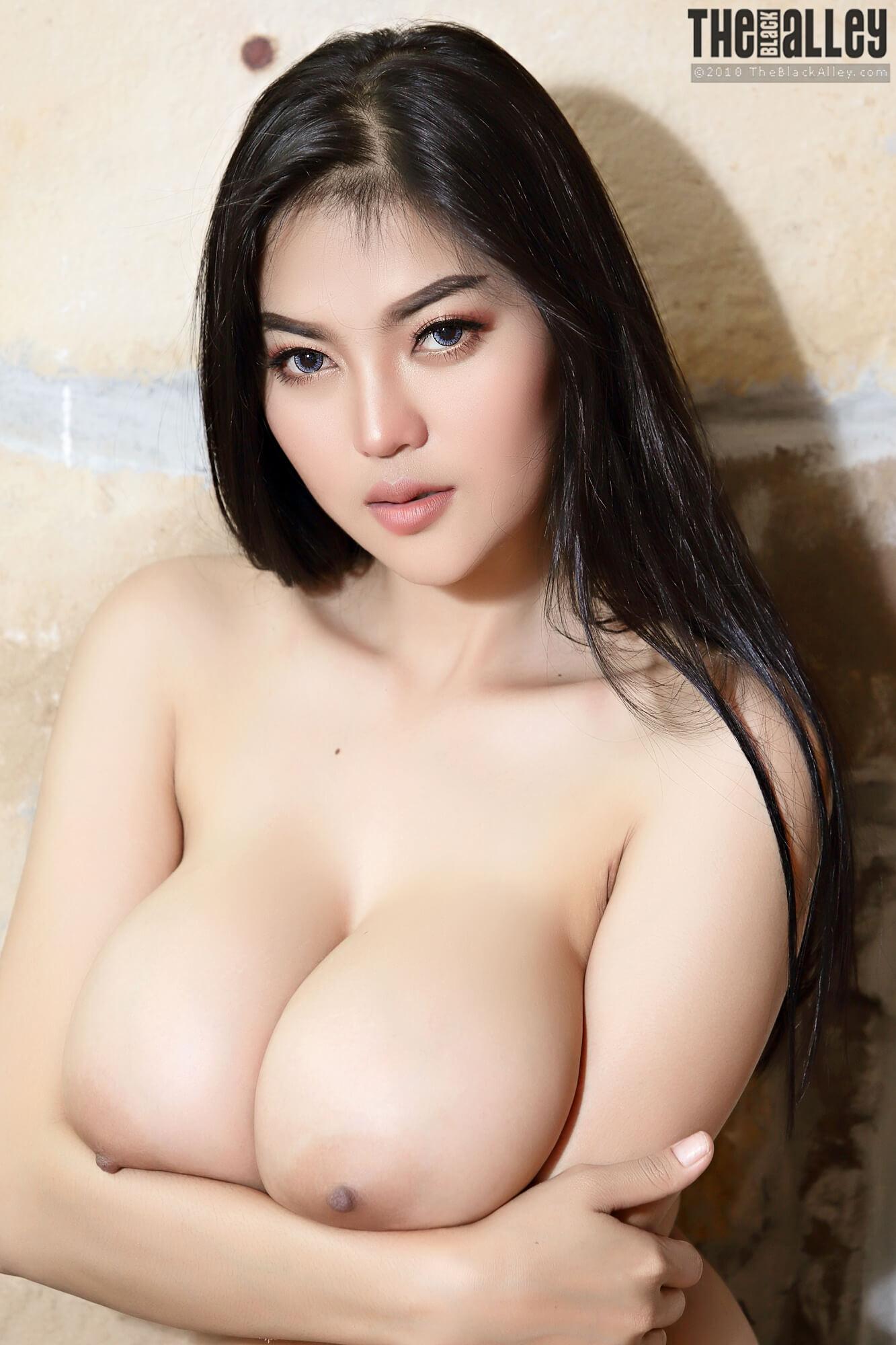 Большие Буфера Азиатки