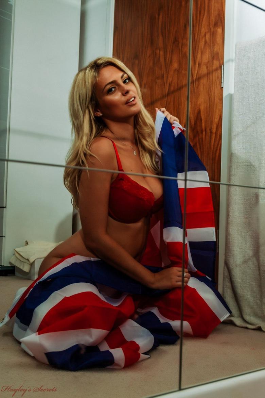 Горячая Британка Danielle Sellers