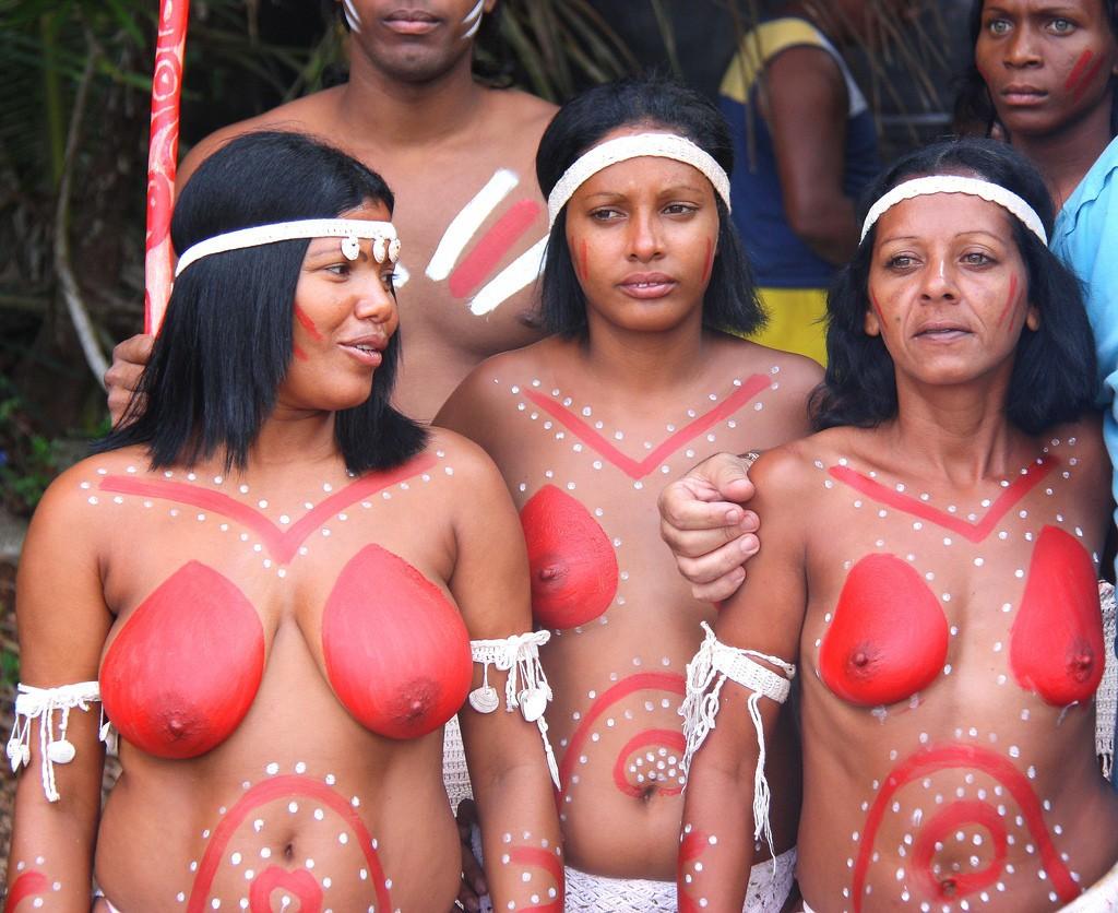 Naked girls indians brazilian photos 6