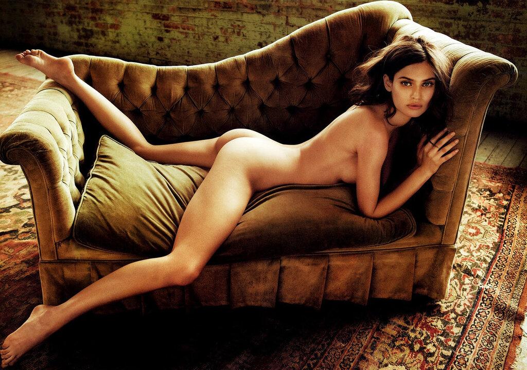 Итальянская модель Bianca Balti