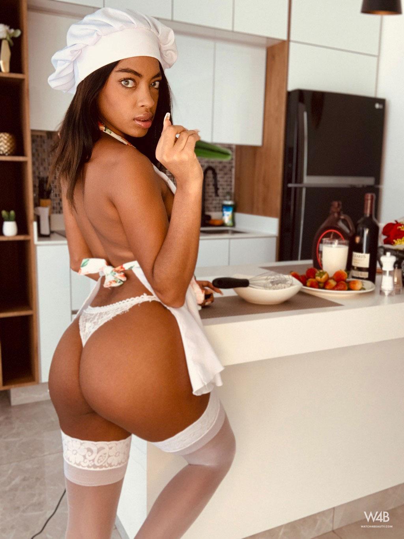 Колумбийский повар