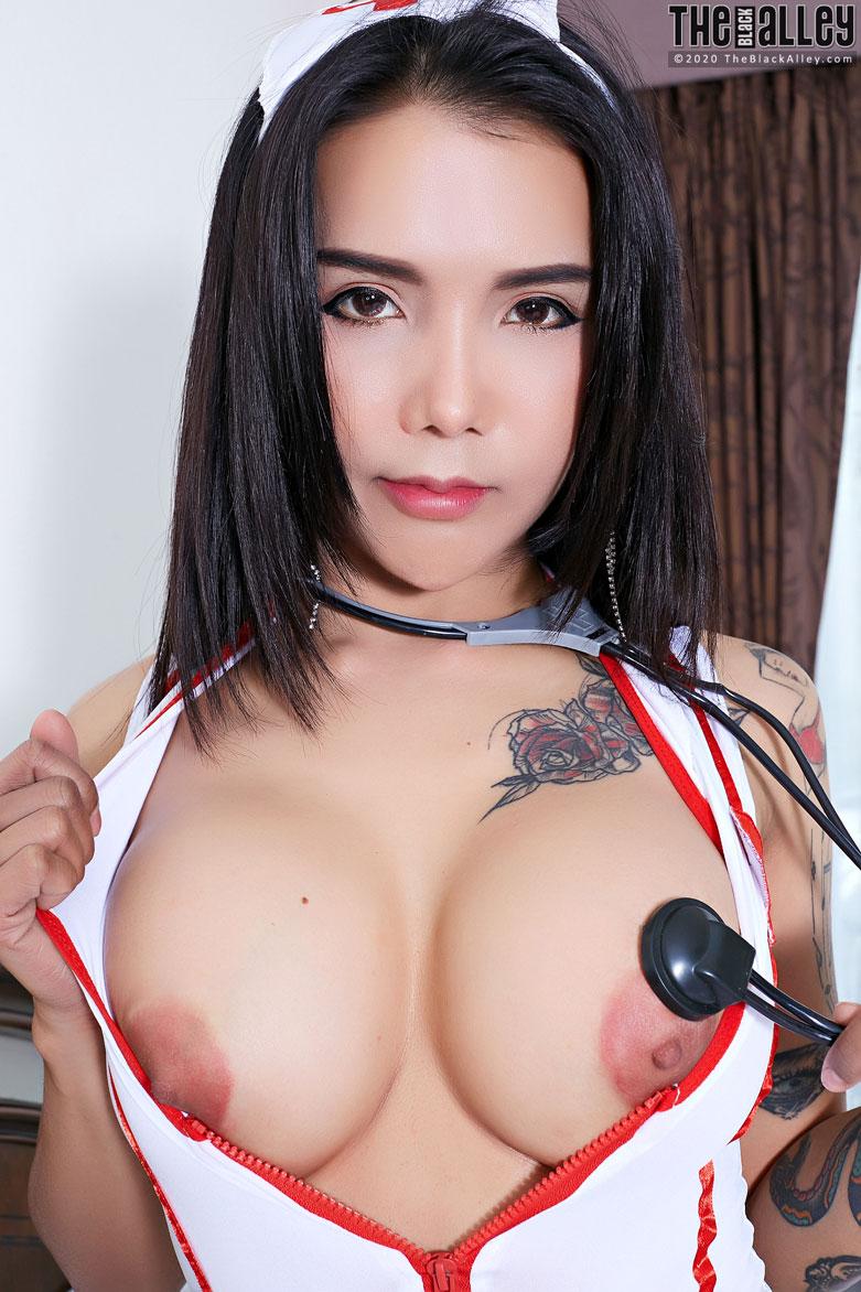 Медсестра с тобой поиграет