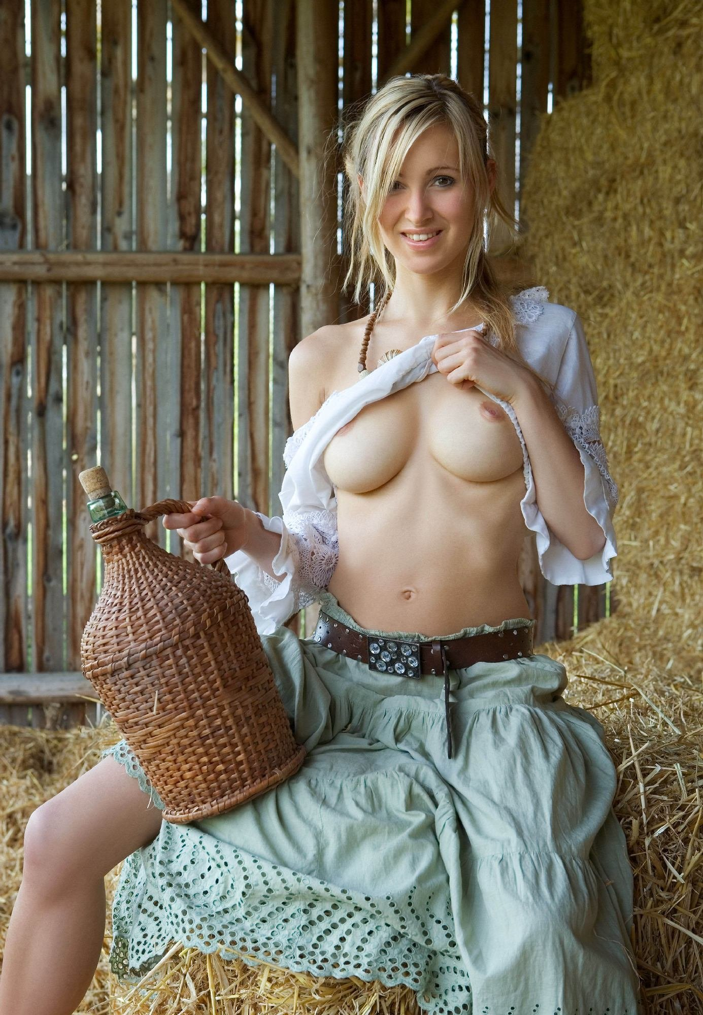 Эротика фото крестьянка — 1