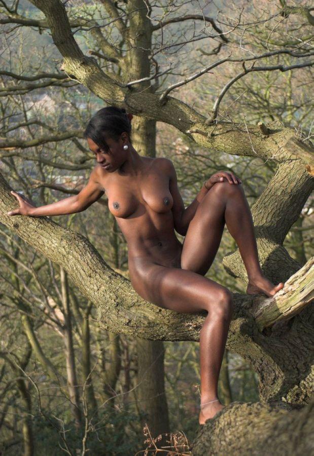 Naked beauty naked beauty african girl — photo 12